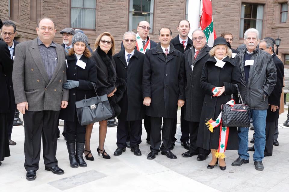 24-11-2017 WLCU Toronto Flag Raising 1
