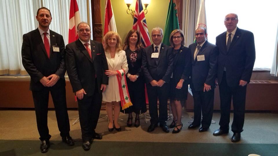 24-11-2017 WLCU Toronto Flag Raising 8